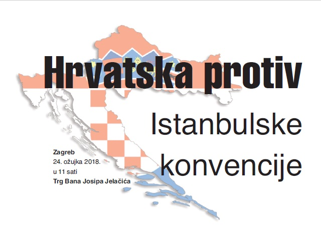 Hrvatska protiv Istanbulske konvencije